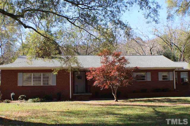 821 Nc Highway 87, Pittsboro, NC 27312 (#2287997) :: Marti Hampton Team - Re/Max One Realty