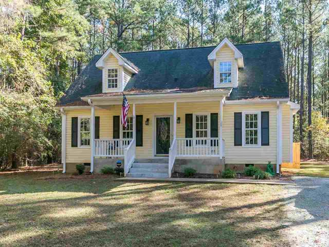 154 Nakoma Drive, Louisburg, NC 27549 (#2288075) :: Real Estate By Design