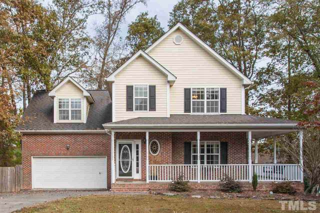 1651 Rogers Pointe Lane, Creedmoor, NC 27522 (#2288080) :: Foley Properties & Estates, Co.