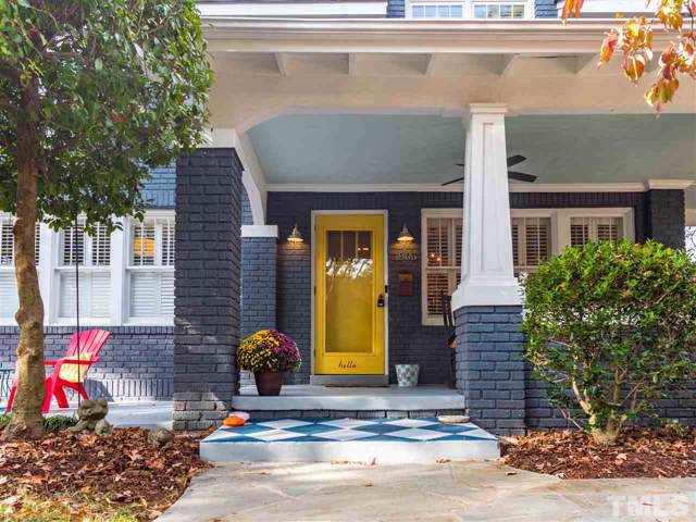 1805 Sunset Drive, Raleigh, NC 27608 (#2288099) :: Raleigh Cary Realty