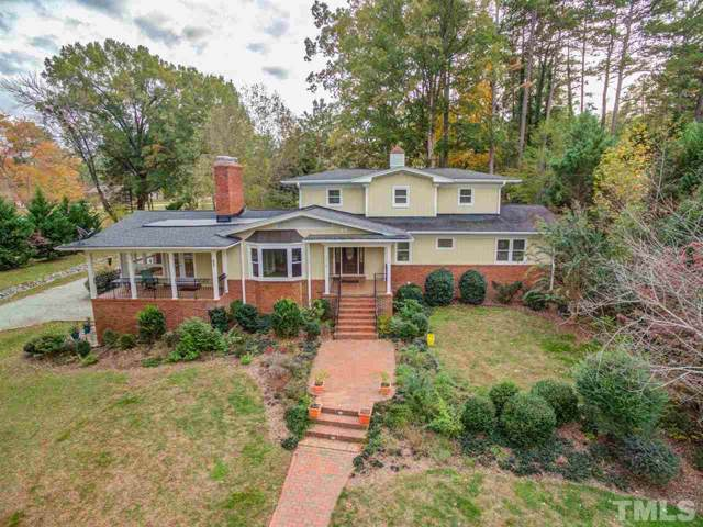 512 Parkview Drive, Durham, NC 27712 (#2288141) :: Real Estate By Design