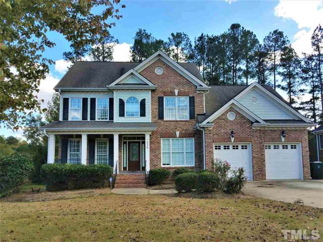 336 Tallowwood Drive, Garner, NC 27529 (#2288207) :: The Perry Group