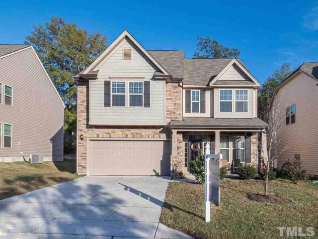 3718 Nicolyn Drive, Raleigh, NC 27616 (#2288238) :: Marti Hampton Team - Re/Max One Realty