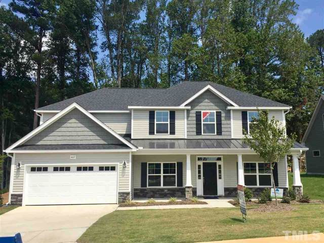 407 Richlands Cliff Drive, Youngsville, NC 27596 (#2288261) :: Dogwood Properties