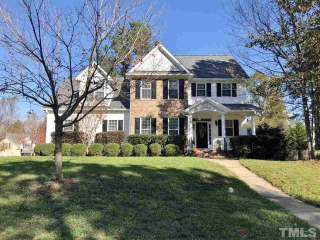4500 Cloudy Day Court, Wake Forest, NC 27587 (#2288327) :: The Beth Hines Team
