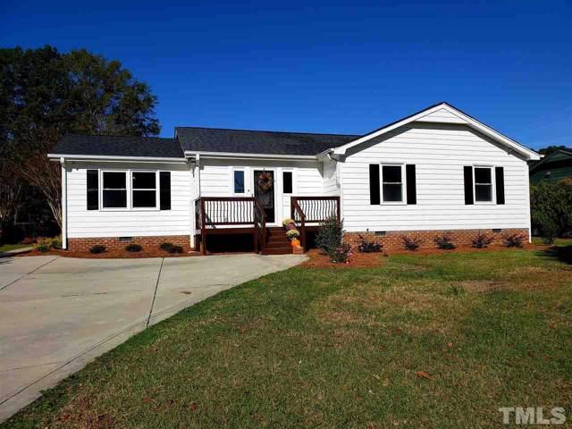 383 Circle Drive, Angier, NC 27501 (#2288353) :: Sara Kate Homes