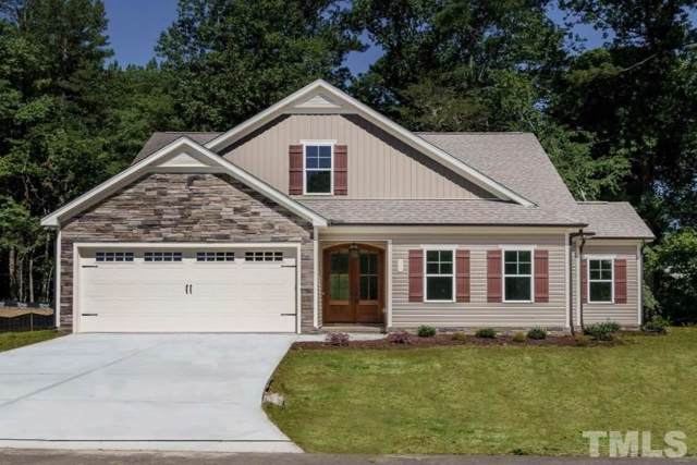 25 Spindale Court, Youngsville, NC 27596 (#2288390) :: The Jim Allen Group