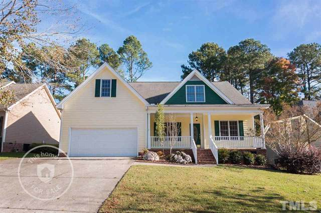 1208 Dunn Creek Crossing, Wake Forest, NC 27587 (#2288396) :: The Jim Allen Group