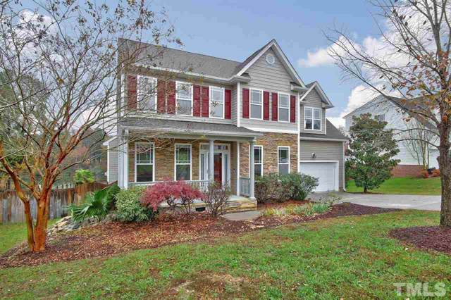 430 Shady Willow Lane, Rolesville, NC 27571 (#2288422) :: The Jim Allen Group