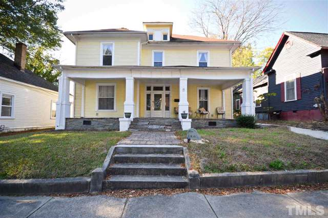 614 S Buchanan Boulevard, Durham, NC 27701 (#2288439) :: Raleigh Cary Realty