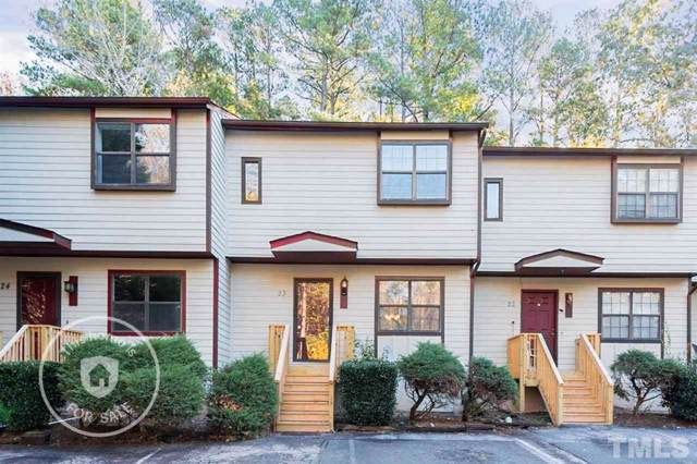3622 Colchester Street #23, Durham, NC 27707 (#2288447) :: Raleigh Cary Realty