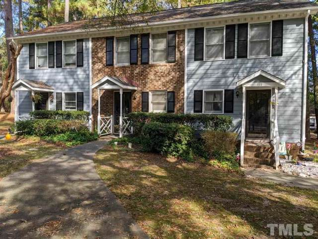 109 Cimmaron Court #17, Cary, NC 27511 (#2288452) :: Raleigh Cary Realty