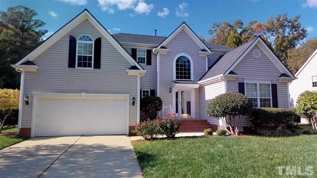 106 Olde Tree Drive, Cary, NC 27518 (#2288461) :: Dogwood Properties