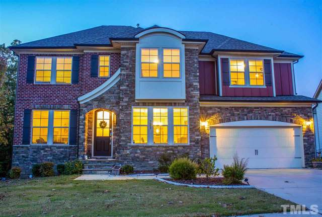 3609 Tackwood Court, Wake Forest, NC 27587 (#2288467) :: The Jim Allen Group