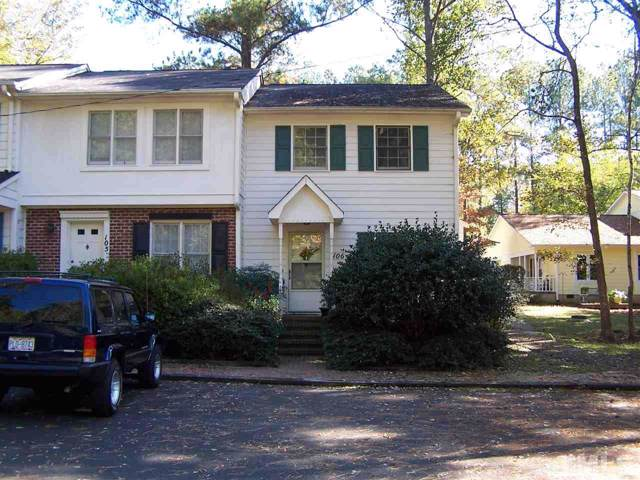 121 Westview Drive #106, Carrboro, NC 27510 (#2288495) :: Dogwood Properties