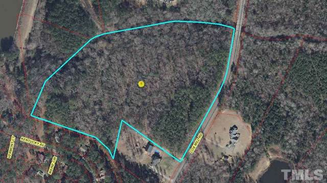 0 Cox Mill Road, Sanford, NC 27332 (#2288497) :: Dogwood Properties