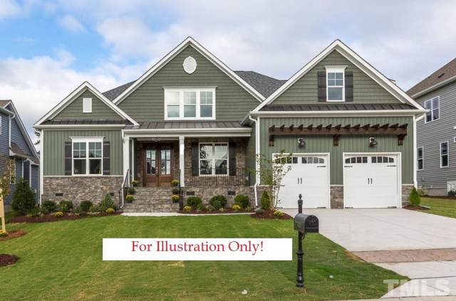 1428 Sweetclover Drive, Wake Forest, NC 27587 (#2288501) :: The Beth Hines Team