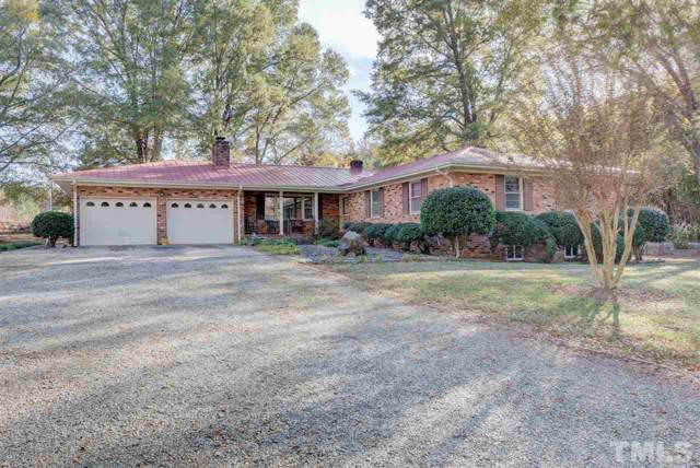 1115 Bill Poole Road, Rougemont, NC 27572 (#2288544) :: Real Estate By Design