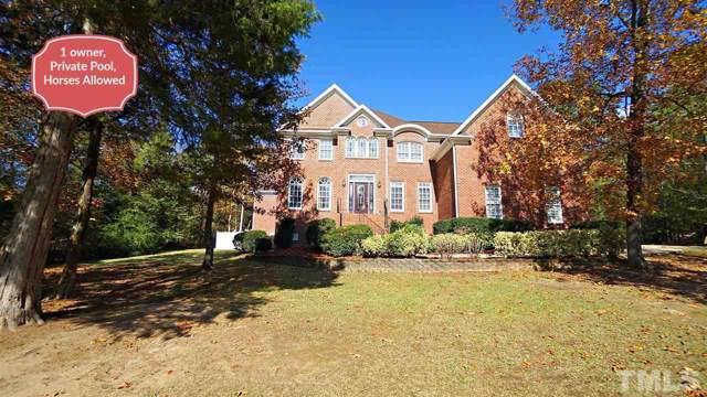 5005 Deep Cedar Drive, Wendell, NC 27591 (#2288550) :: Dogwood Properties