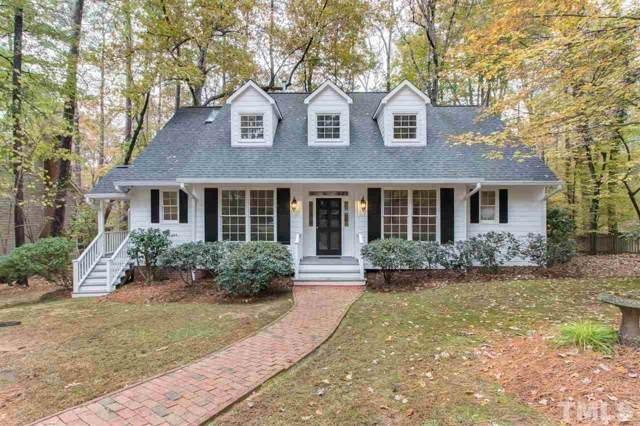 106 Bristol Drive, Chapel Hill, NC 27516 (#2288573) :: The Perry Group