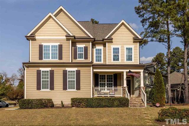 4221 Alpine Clover Drive, Wake Forest, NC 27587 (#2288574) :: The Beth Hines Team