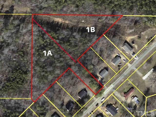 Lot 1A Locust Road, Hillsborough, NC 27278 (#2288581) :: Triangle Just Listed