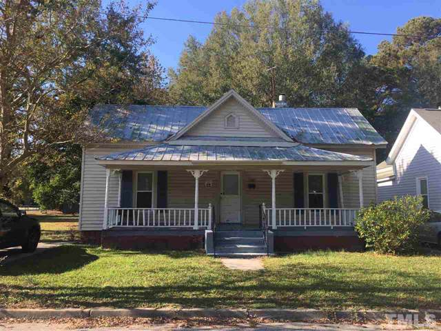 505 N Raiford Street, Selma, NC 27576 (#2288585) :: Triangle Just Listed