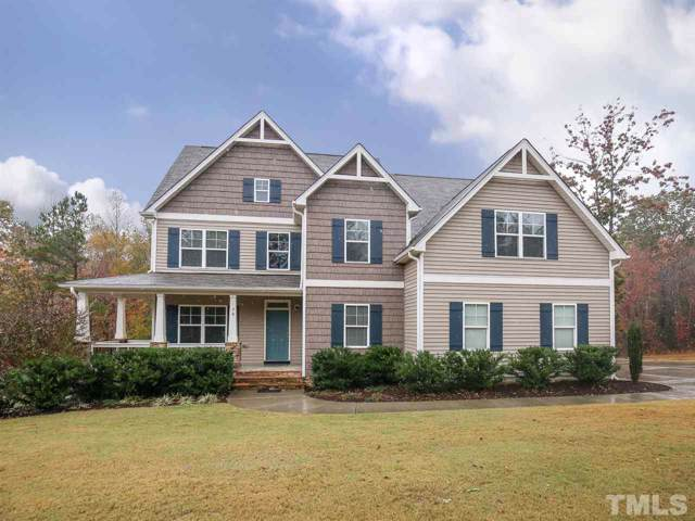 70 Middleton Drive, Zebulon, NC 27597 (#2288588) :: Triangle Just Listed