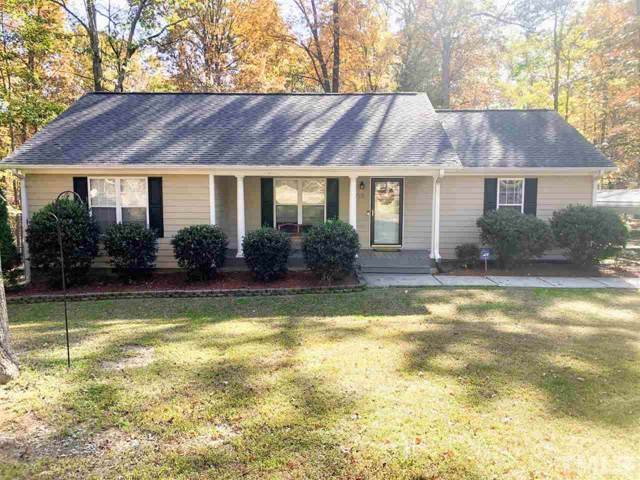 719 Knight Drive, Durham, NC 27712 (#2288591) :: Dogwood Properties