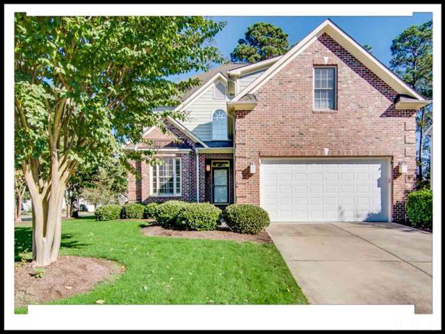 8001 Somerdale Drive, Durham, NC 27713 (#2288600) :: Real Estate By Design