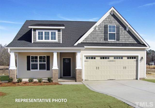 206 Heart Pine Drive, Wendell, NC 27591 (#2288613) :: The Jim Allen Group