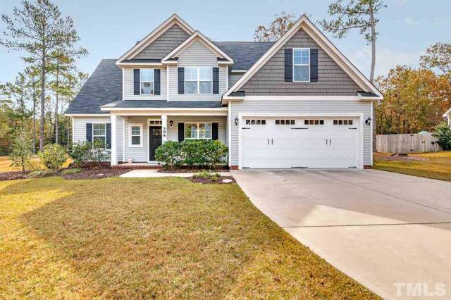394 Wood Valley Drive, Four Oaks, NC 27524 (#2288621) :: The Amy Pomerantz Group
