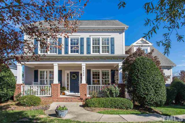 1489 Heritage Garden Street, Wake Forest, NC 27587 (#2288638) :: Raleigh Cary Realty