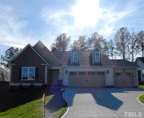 98 Mountain View Drive, Garner, NC 27529 (#2288642) :: Rachel Kendall Team