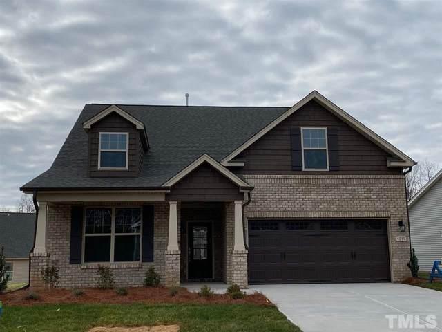 1215 Newton Drive #63, Mebane, NC 27302 (#2288649) :: Raleigh Cary Realty