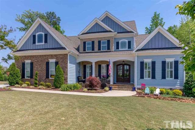 811 Cambridge Hall Loop, Apex, NC 27539 (#2288650) :: Dogwood Properties