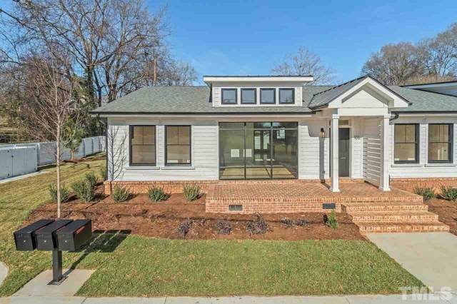 106 W Union Street #3, Hillsborough, NC 27278 (#2288683) :: Classic Carolina Realty