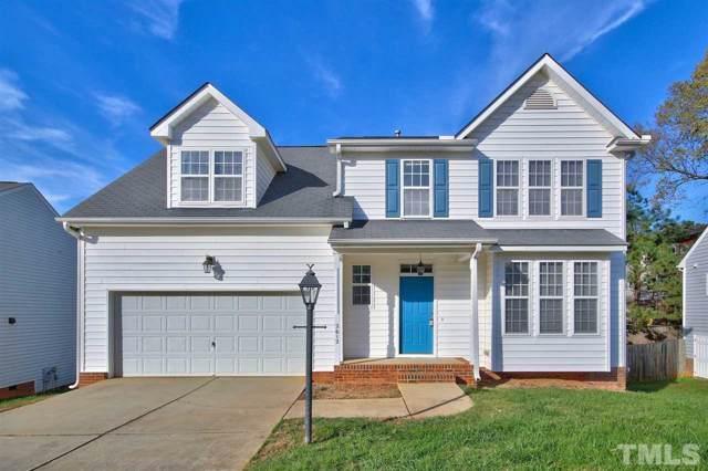 2612 Alder Ridge Lane, Raleigh, NC 27603 (#2288718) :: Raleigh Cary Realty