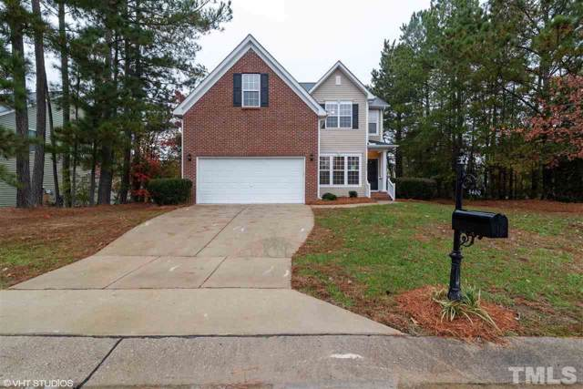 5400 Sapphire Springs Drive, Knightdale, NC 27545 (#2288721) :: Foley Properties & Estates, Co.