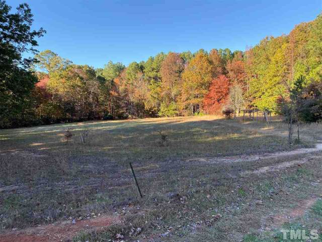 7833 Thompson Mill Road, Wake Forest, NC 27587 (#2288723) :: Foley Properties & Estates, Co.