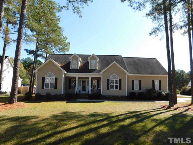 27 Round Pond Drive, Angier, NC 27501 (#2288739) :: Marti Hampton Team - Re/Max One Realty