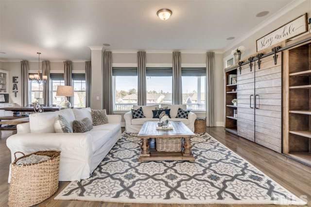79 Tarwick Avenue, Chapel Hill, NC 27516 (#2288765) :: Real Estate By Design