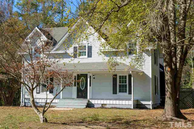 745 Burgess Road, Apex, NC 27523 (#2288778) :: RE/MAX Real Estate Service