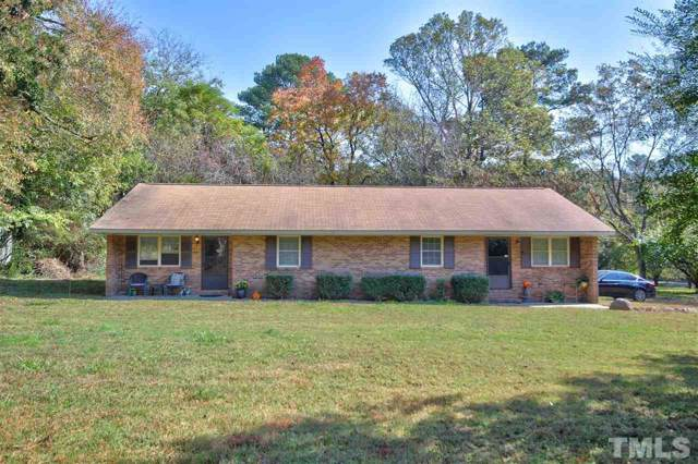 25 Rocky Knolls Road, Chapel Hill, NC 27516 (#2288874) :: Real Estate By Design