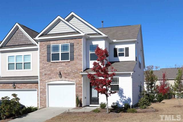 5336 Jessip Street, Morrisville, NC 27560 (#2288909) :: Triangle Just Listed