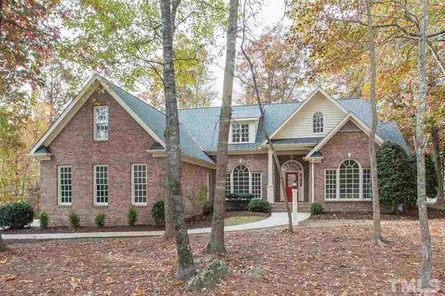 2 Shadow Creek Court, Durham, NC 27712 (#2288984) :: Dogwood Properties