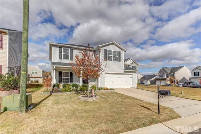 2708 Maybrook Crossing Drive, Raleigh, NC 27610 (#2288985) :: Real Estate By Design
