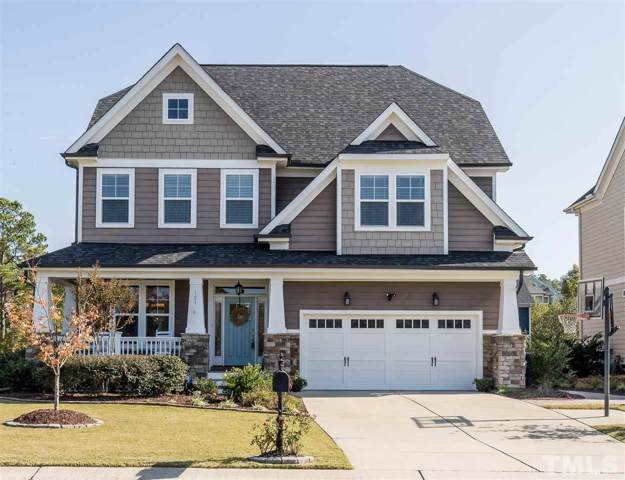 121 Pointe Park Circle, Holly Springs, NC 27540 (#2288986) :: Dogwood Properties
