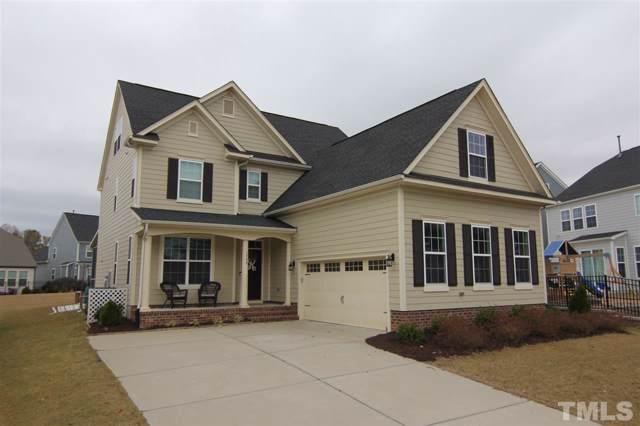 1758 Yateley Lane, Apex, NC 27502 (#2288998) :: Real Estate By Design