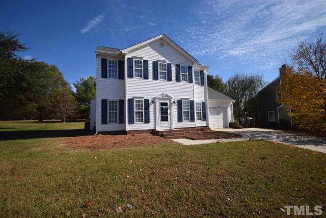 109 Grassy Meadow Drive, Holly Springs, NC 27540 (#2289013) :: Dogwood Properties